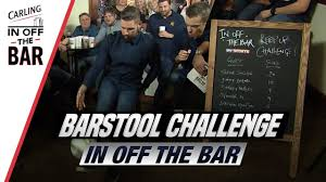 Challenge Barstool Tony Bellew V Iain Stirling Barstool Challenge