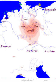 Map Of Bavaria Germany by Maps 1632 Eric Flint U0027s Ring Of Fire