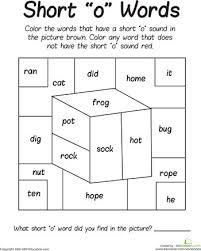 best 25 short o sound ideas on pinterest short vowel activities