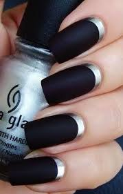 best 25 matte black nail polish ideas on pinterest matte black