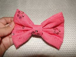 how do you make hair bows diy how to do a and easy hair bow no sew