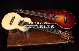 custom acoustic guitars and ukuleles lichty guitars