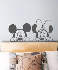 The  Best Mickey Mouse Wall Decals Ideas On Pinterest Minnie - Disney wall decals for kids rooms
