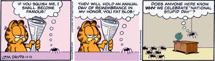 mike lynch garfield creator apologizes for ill timed