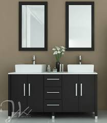 Dark Gray Bathroom Vanity by White Vanity Bathroom Vanity In Antique White With Marble Vanity