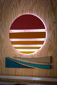 Wall Accessories Group Boy U0027s Surf Culture Inspired Bedroom J U0026j Design Group Hgtv