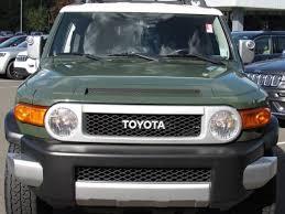 2011 toyota service schedule 2011 toyota fj cruiser 4wd 4dr auto cary nc area honda dealer