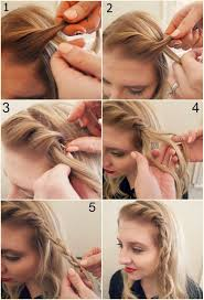 step by step twist hairstyles front side twist hairstyle step by hair