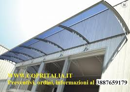 pensilina tettoia in policarbonato plexiglass pensilina tettoia in policarbonato plexiglas annunci cobasso