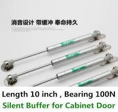 cabinet door lift up hydraulic gas spring support 1 pair pneumatic door support baifeibu bearing 100n hydraulic lift