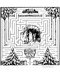 coloring magnificent fun printable mazes maze 206 coloring