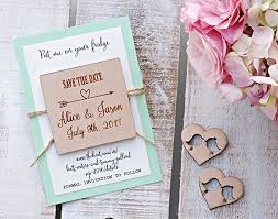 save the date magnets wedding wood save the date magnet wood magnet wooden