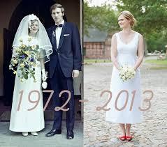 hochzeit brautkleid 70er jahre brautkleid hochzeitsblog lieschen heiratet