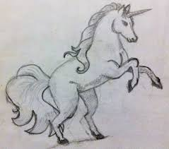 drawing of a unicorn kids coloring free kids coloring