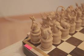 pokemon chess u2013 an awesome 3d printed pokemon chess set ufunk net