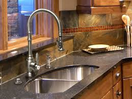 waterstone plp pulldown kitchen faucet with soap dispenser and air