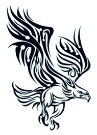 bird of prey tattooforaweek temporary tattoos largest temporary