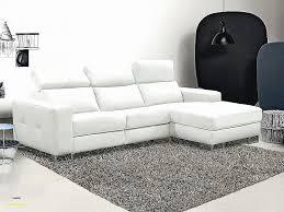 canape cuir blanc angle canapé modulable cuir center beautiful résultat supérieur 50 unique
