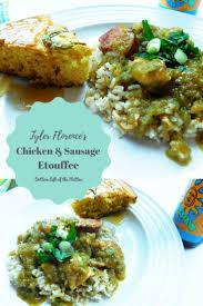 tyler florence u0027s chicken u0026 sausage etouffee bottom left of the