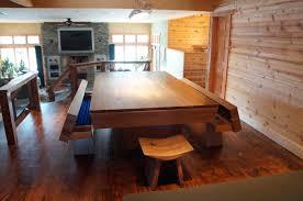 dining room pool table ghw studio