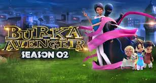 pakistan u0027s cartoon burka avenger swoops into india to empower