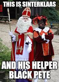 Black Christmas Meme - christmas in holland the netherlands was dec 5th and pete is