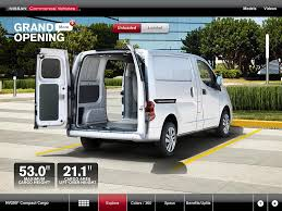 nissan nv200 specs nissan commercial vehicles android apps on google play