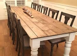 Country Kitchen Table Plans - 23 farm house kitchen tables farmhouse kitchen table decor small