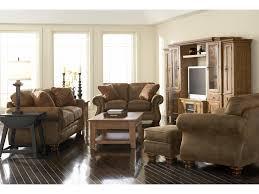 broyhill furniture laramie air dream sofa sleeper with nail head