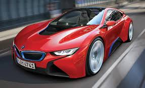Bmw I8 Convertible - what bmw selleth bmw refuseth to take back the unsellable
