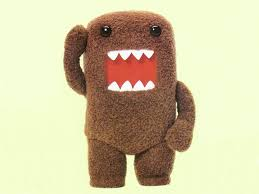domo halloween costume domo kun and pink domo love beanie hats crochet pattern
