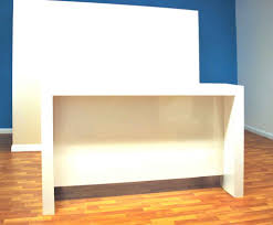 Reception Desks Sydney by Reception Counter White Gloss Nice Design A Modern Office