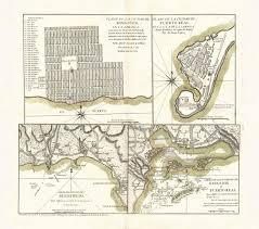 Map Of Kingston Jamaica America U2013 Page 3 U2013 Hs Rare Books