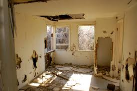 interior of broken down house free stock photo public domain