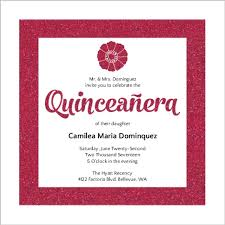 quinceanera invites quinceanera invites with stylish ornaments to