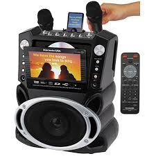 karako usa gf829 dvd cd g mp3 g karaoke machine walmart