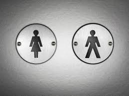 Signage For Comfort Rooms Potty Parity U0027 Equal Wait Time For Men U0027s And Women U0027s Restrooms Time