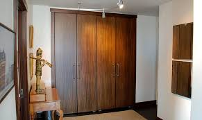 Pivot Closet Doors Brandner Design Slab Pivot Closet Doors