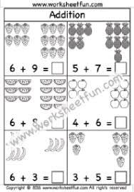 addition worksheet u2013 sums up to 20 u2013 four worksheets free