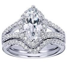marquise cut wedding set ben garelick royal celebration marquise halo engagement ring