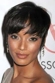 shortcuts for black women with thin hair short hairstyles for black women over 60 with thin hair short