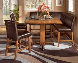 dining room booth set booth dining room set home design ideas