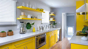 Kitchen Yellow Walls White Cabinets by Yellow Kitchen Ideas