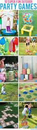 fun backyard games for birthday parties home outdoor decoration