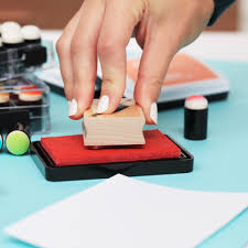 crafts premium dye ink pad designer gray