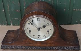 Pewter Mantle Clock Mantel Carriage Clocks Antique Clocks Antiques