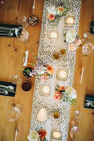 design inspiration 8 creative table runner ideas exquisite weddings