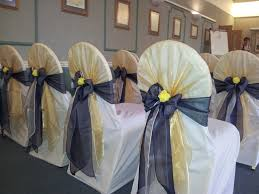 bows for chairs awesome 57 best blue bows chair covers images on white