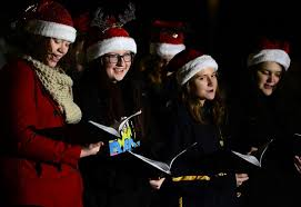 the day santa lights up norwich news from southeastern connecticut