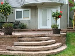 Retaining Wall Patio Retaining Wall Steps Album 1